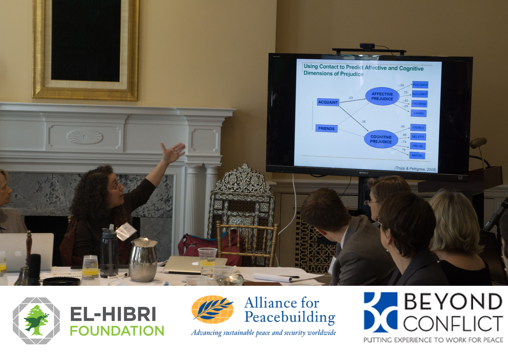 Neuroscience and peacebuilding conference