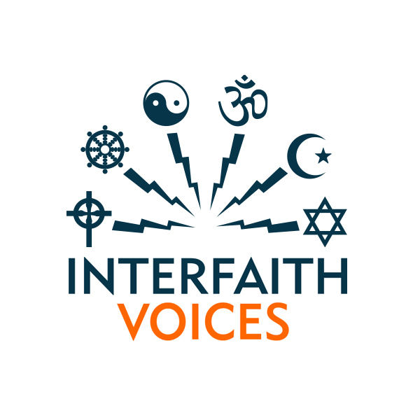 Interfaith voices logo for podcast 600x600