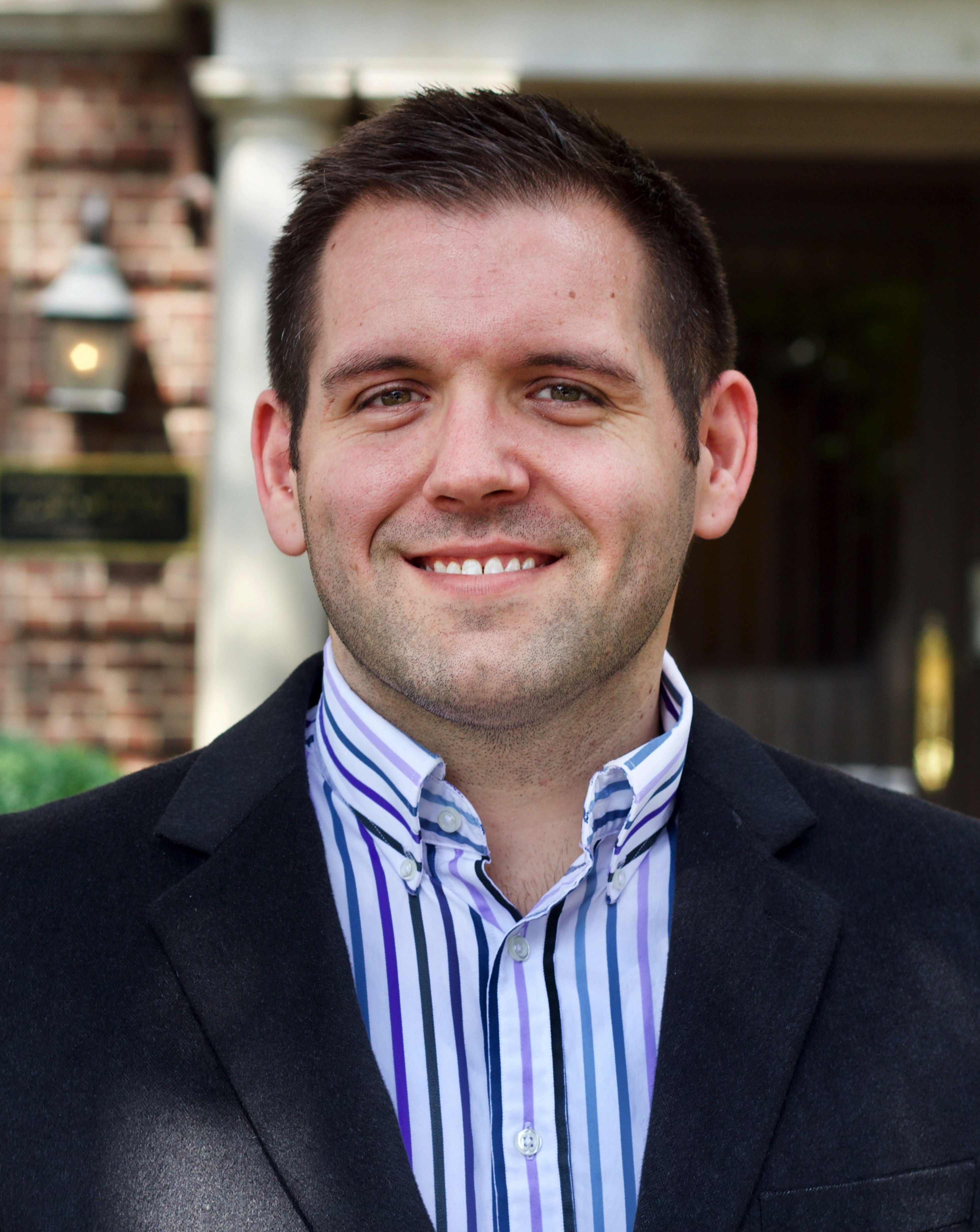Jason Davis, Programs and Corporate Relations Manager